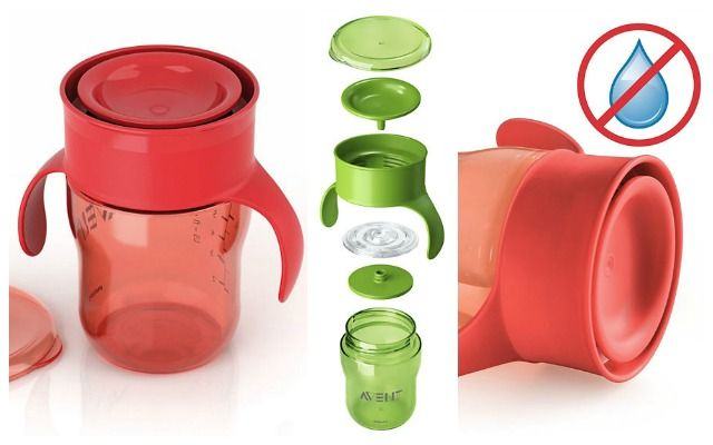 Avent Sippy Cup Tops : Casa smiles